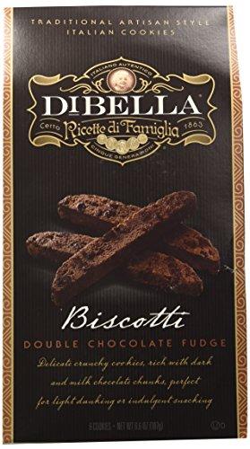 Biscotti Double Chocolate Fudge 6.6 oz (2 - Chocolate Biscotti