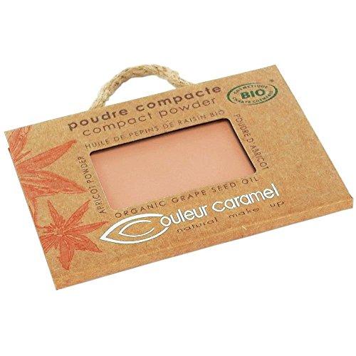 Couleur Caramel - Compact Powder N°004 Orange Beige / 0.21 oz.