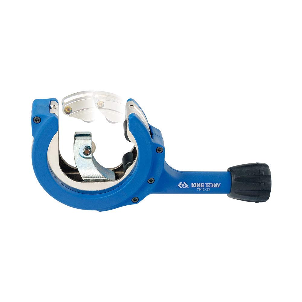 King Tony 791223 Ratchet Action Pipe Cutter of The jaw to 360°