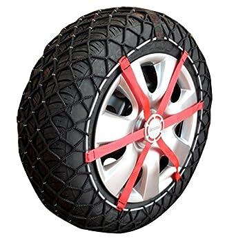 Michelin 008164 Easy Grip Cadenas para la Nieve Spécial 4 x 4, 2 piezas: Amazon.es: Coche y moto