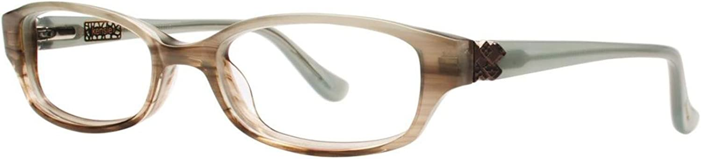 KENSIE Eyeglasses SEQUIN Olive 46MM