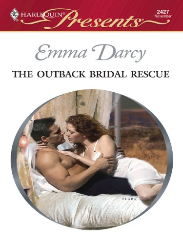 The Outback Bridal Rescue (Outback - Knight Bridal
