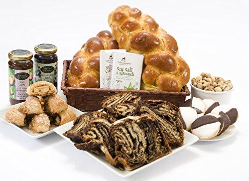 Kosher Sympathy Basket of Abundance