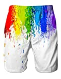 Alistyle Men Trunks Short Gay Pride Quick Dry