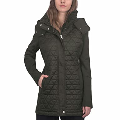 Marc New York Ladies' Quilted Jacket at Amazon Women's Coats Shop : quilted ladies coat - Adamdwight.com