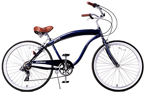 Fito Modena Sport II Shimano 7-speed for men – Midnight Blue, 26″ Wheel Beach Cruiser Bike Special Price