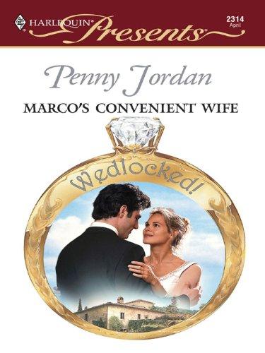 Marco's Convenient Wife (Moc Penny)