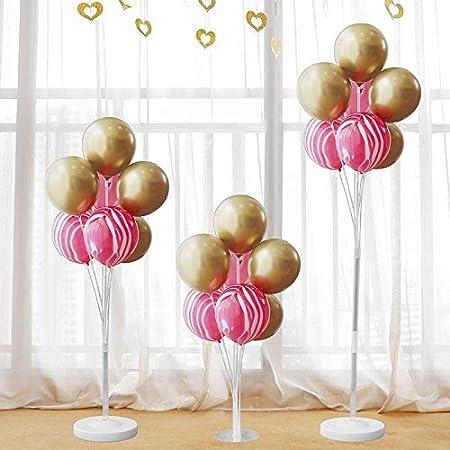 XUZg-balloons Decoración de cumpleaños para bebé, Globo de ...