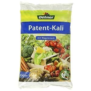 Dehner - Sulfato de potasio (10 kg, para 100 m²)