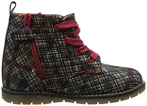 Chaussures 141 ville fille Multicolore de Hedoc Minibel 4xCqnwfp5Y