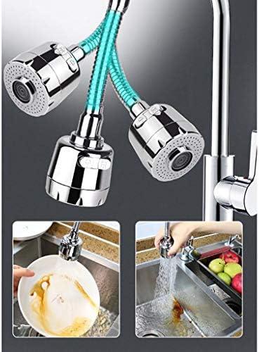 蛇口エアレーター、キッチンの蛇口加エクステンダー、360度回転蛇口エアレーター、蛇口エクステンダー (サイズ : B)