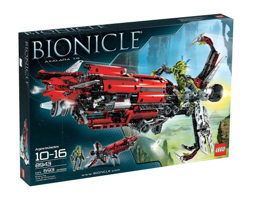 Top 15 Best Lego BIONICLE Sets Reviews in 2019 14