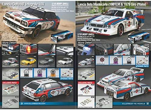 Killerbody Lancia Beta Montecarlo (1981LM & 1979 Giro d