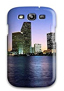 Defender Case For Galaxy S3, Los Angeles City Pattern