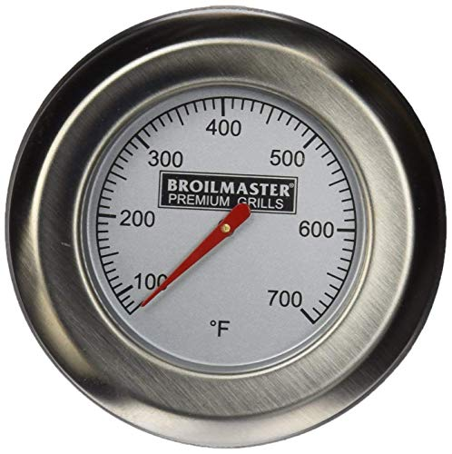 - BroilMaster Heat Indicator Tempeture Gauge Fits All Models DPP119