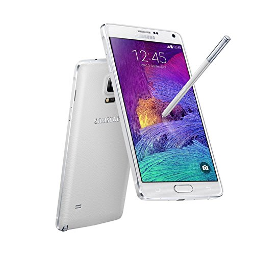 Samsung Galaxy Note 4 N910A 32GB GSM 4G LTE Smartphone (Unlocked), White Color
