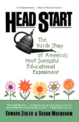 Head Start: The Inside Story Of America's Most Successful Educational Experiment