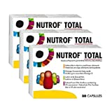 Thea Nutrof Total 90 Capsules Dietary Supplement For Healthy Eyes (3 Months Supply)
