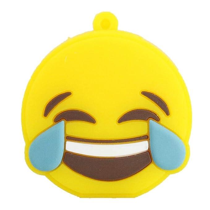 8GB La expresion de la emocion Emoji externo USB 2.0 Memory Stick USB pendrive USB Flash Drive Pen Drive USB Drive U disco