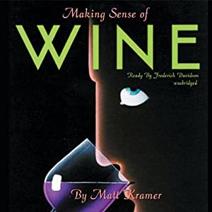 Making Sense of Wine Hörbuch