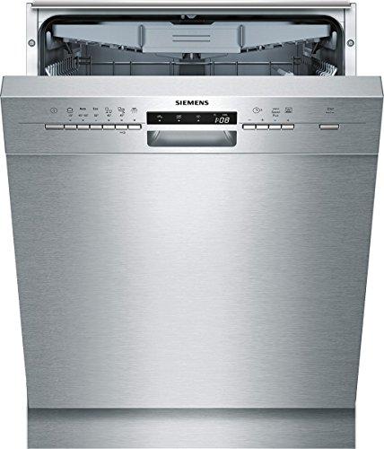 Siemens SN46P580EU iQ500 Unterbaugeschirrspüler / A++ / 266 kWh / 14 Maßgedecke / 2660 Liter / Startzeitvorwahl