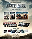 JUSTICE LEAGUE Manta Lab Steelbook [3D Blu-ray + 2D Blu-ray DOUBLE LENTICULAR Full Slip Edition; Region-Free]