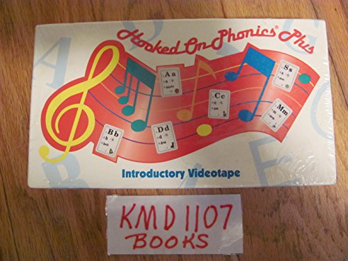 Hooked on Phonics Introductory VHS Tape