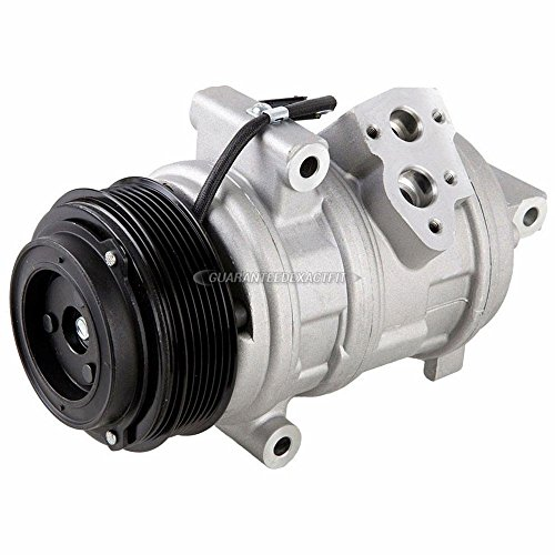 AC Compressor & A/C Clutch For Ford Edge & Lincoln MKX 2007 2008 2009 2010 - BuyAutoParts 60-02341NA New (Compressor Ford)