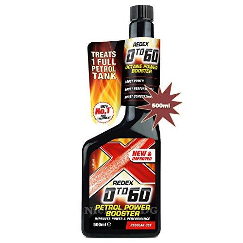 Holts LOYRADD2501A Redex Octane Booster, 500 ml