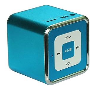 Mawashi Fiesta Cube Enceinte portable Océan