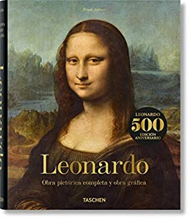 Book Cover: Leonardo. The Complete Paintings and Drawings