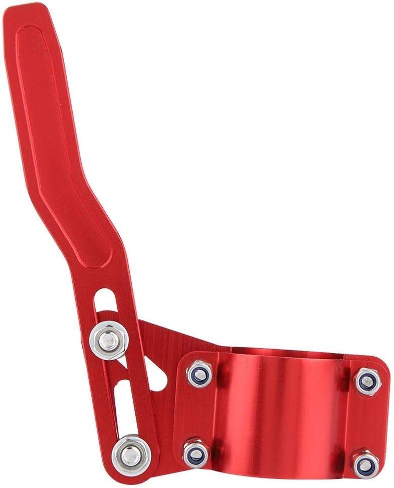 Aluminium Auto Style Trim Lenkrad Trolley Bar Blinker Hebel Lift Kit Farbe : Red Outbit Lenkstange schwarz, blau oder rot