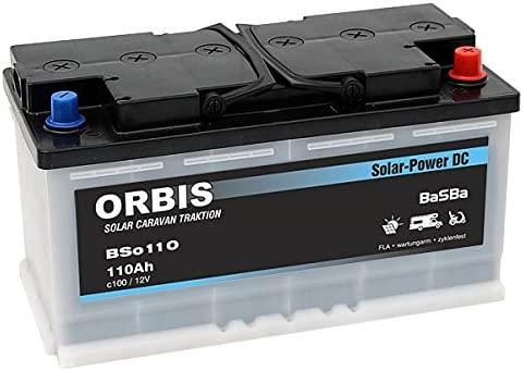 Versorgungsbatterie Solarbatterie BSo-110 12 Volt 110 Ah c100