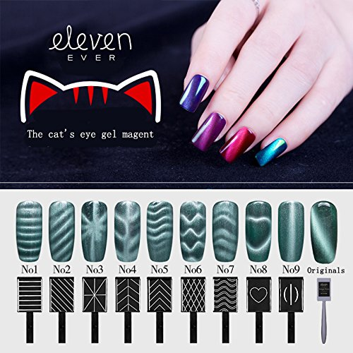 Nail Gel Beauty & Health New Arrival Nail Art Manicure Strong Magnet Stick Magical 3d Uv Led Gel Nail Polish Tool