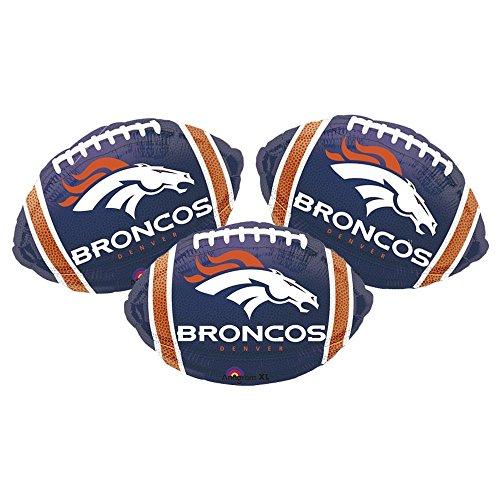 Denver Broncos Football Party Decoration 18