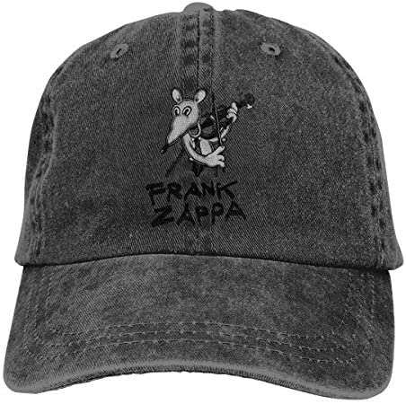 Fgrtyt Black Neutrafrank Zappa Baseball Cap Trucker Hat Cap.