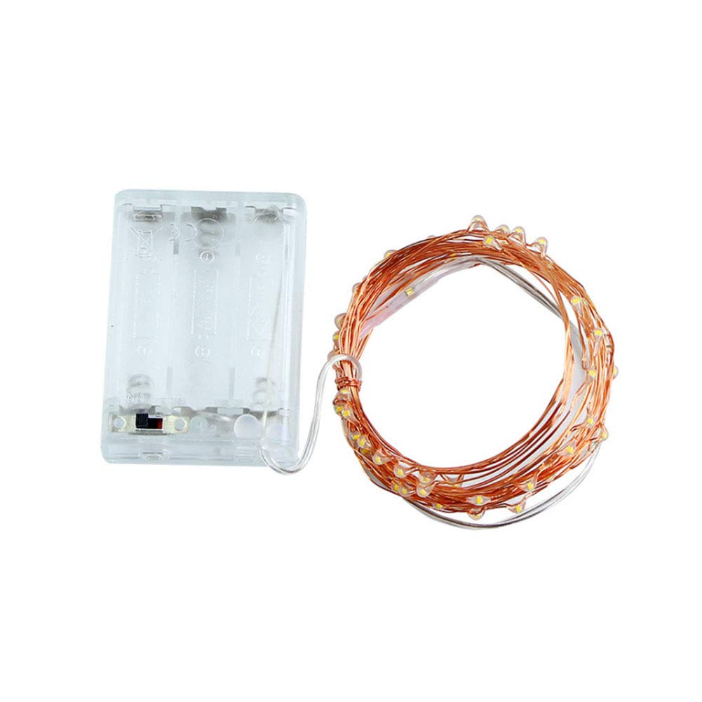 Seil Lichter, Ryham 9.8ft / 3M 30 LED Mini-dekorativen ...