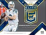 football elites - 2017 Panini Donruss Elite Football Hobby Box (20 Packs of 5 Cards: 2 Autographs, 1 Memorabilia)