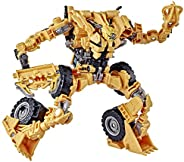 Transformers Toys Studio Series 60 Voyager Class Revenge of The Fallen Movie Constructicon Scrapper Action Fig