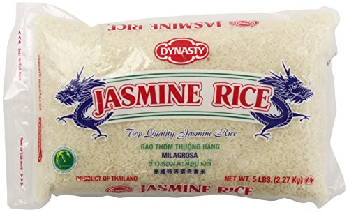 Dynasty Jasmine Rice, 5 Pound