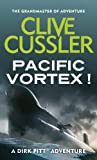 Front cover for the book Pacific Vortex! by Clive Cussler