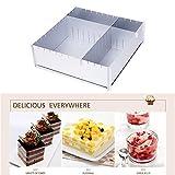 Adjustable Cake Tin, Aluminum Cake Baking