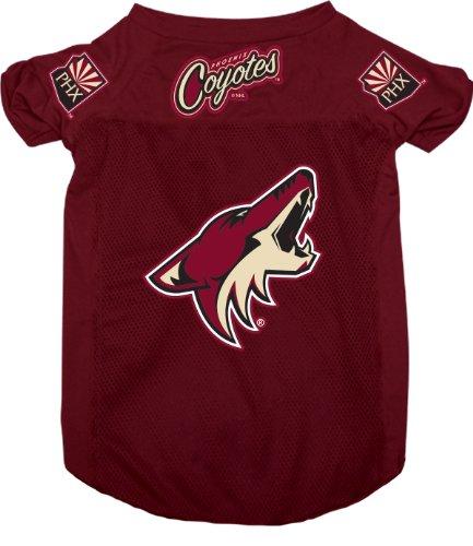 NHL Phoenix Coyotes Pet Jersey,  Medium