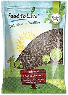 Food to Live Chia Seeds (Kosher) (10 Pounds)