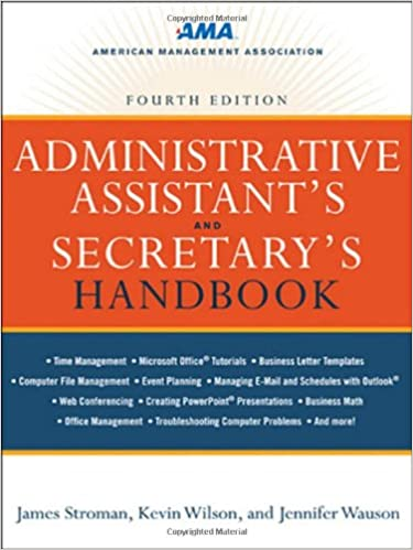 Amazon com: Administrative Assistant's and Secretary's