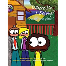 Where Do I Belong? (English and French Edition)