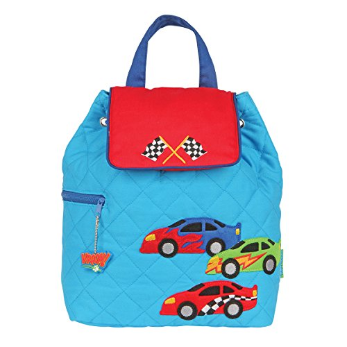 Price comparison product image Stephen Joseph Quilted Backpack, Race Car