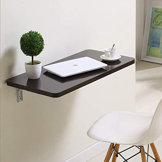 Wall Table Mesa Abatible para Laptop,para Baño/Lavandería/Cocina ...