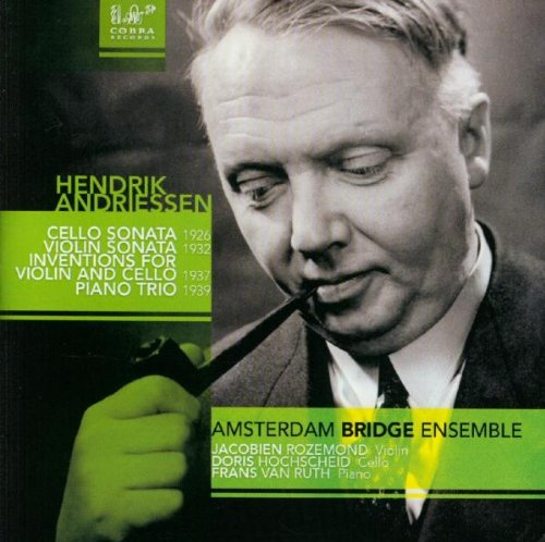 Andriessen: Four Compositions