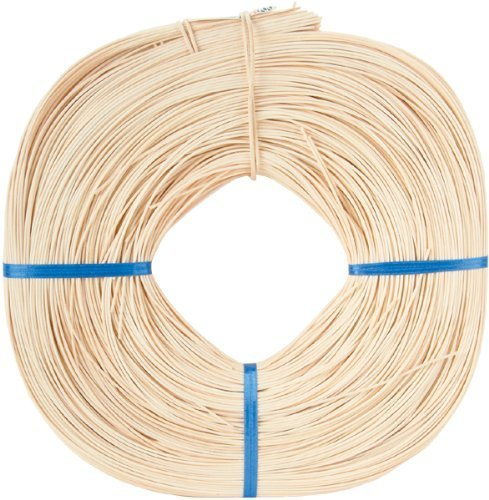 Brand New Round Reed #4 2.75mm 1lb Coil-Approximately 500' Brand New